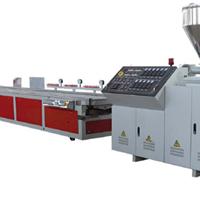供应PE、PP和PVC木塑挤出生产线--金纬机械制造