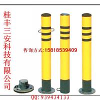 钢管防护桩价格 钢管防撞柱厂家