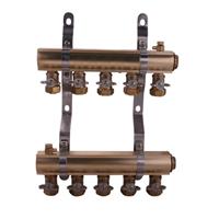 供应地热分水器 排气阀 鹏程达分水器