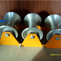 供应供应地缆滑轮|地缆放线滑轮|专业滑轮制作商