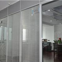供应泰州办公玻璃隔间泰州中空玻璃隔断泰州玻璃高隔断