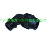供应 PE管材配件―阳螺纹弯头