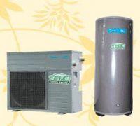 深圳观澜供应美的空气能热水器,空气能中点热水器商家找东美机电