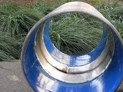 供应江苏双金属焊接涂塑复合管,涂塑钢管报价