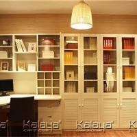 厦门整体书柜|衣柜|橱柜订做找厦门卡莱雅整体书柜订做