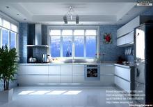 厦门橱柜生产厂家西阁美衬整体厨房