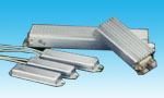 供应变频器专用刹车铝壳电阻 变频器专用制动铝外壳电阻