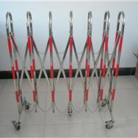 供应不锈钢安全围栏/不锈钢伸缩式安全围栏