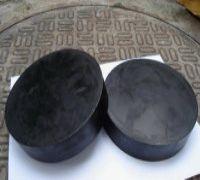 批发供应伟建直径200*21圆型天然橡胶支座各种橡胶支座