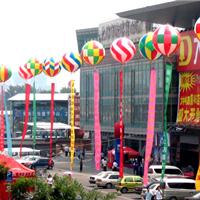 供应北京空飘气球租赁 拱门卡通 舞台背板搭建  开业庆典活动
