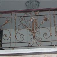 铁艺栏杆、铁艺阳台栏杆、佛山登固铁艺阳台栏杆