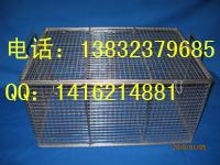 供应酸碱环境清洗用丝网筐 不锈钢304/316清洗筐
