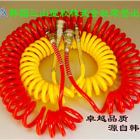 供应韩国抗老化聚氨酯PU弹簧管