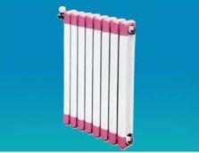 供应铜铝复合暖气片优点