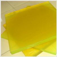 供应进口PU板  模具弹簧板  聚氨酯PU板厂家