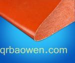 供应防火布优质防火布硅胶玻纤布单面高温隔热布