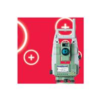 供应徕卡全站仪TCRM1202  R400 免棱镜400米