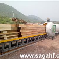 供应4.5立方高频真空木材干燥设备
