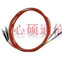 供应LC-ST双芯多模跳线