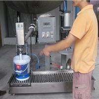 供应白乳胶灌装设备,称重式白乳胶灌装机