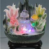 供应陶瓷喷泉  酒店装饰品 客厅装饰品