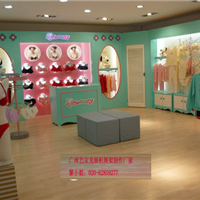 供应服装展柜4