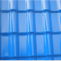 供应合成树脂瓦 永州合成树脂瓦 郴州 耒阳均可供应