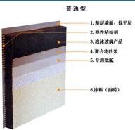 泡沫玻璃板保温系统