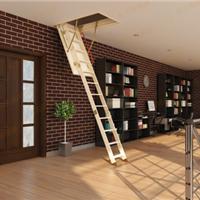 东方阁楼梯 折叠楼梯木折梯 阁楼楼梯