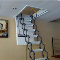 东方阁楼梯 伸缩楼梯豪华款 阁楼楼梯