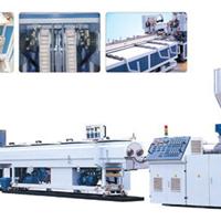 供应PVC双管挤出生产线/双管设备/双管挤出机