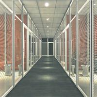 供应临沂玻璃隔墙让您的办公室更加整齐美观