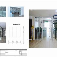 烟台玻璃隔断烟台工装建筑材料高隔间产品