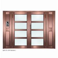 特价供应厂家直销西州牌真铜楼宇门 真铜玻璃单元门 对讲门