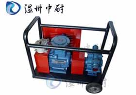 供应KYB型移动滑板式自吸泵