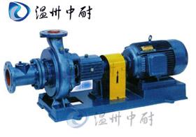 供应XWJ型卧式无堵塞纸浆泵