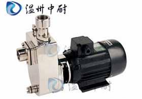 供应SFBX型不锈钢耐腐蚀自吸泵