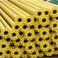 供应钢塑复合管矿用瓦斯抽放管涂塑钢管