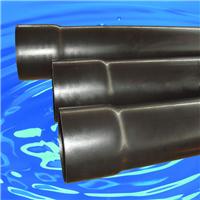 供应涂塑钢管热浸塑钢管金属波纹管涵