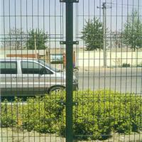 安平厂家现货供应公路铁路双边丝护栏网