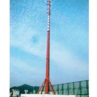 供应管塔、单管塔、独管塔、钢管塔