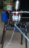 供应自吸式气动双隔膜泵