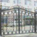 供应红桥区安装铁艺大门,定制铁艺围栏尺寸,精确无误