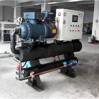 供应螺杆式冷却水循环机组 螺杆式工业冷却机组