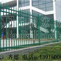 供应各种规格钢质围墙护栏