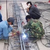 供应桥梁伸缩缝成品【异型钢单缝式HT-C-2型】