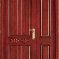 供应各类中高档木质门,子母门,双门等