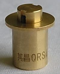 供应成都其昌恒流恒压水龙头节水器hs15-qrs