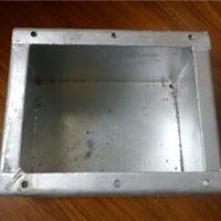 人防防护密闭接线盒密闭盖子整套现货供应