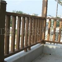 PE木塑定制护栏